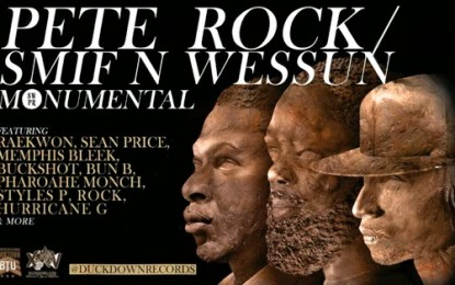 "REAL HIP HOP LIVES: PETE ROCK SMIF & WESSUN FEA BUCKSHOT ""NIGHT TIME"""