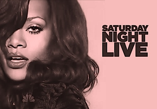 [VIDEO] TV/SNL: RIHANNA PERFORMS