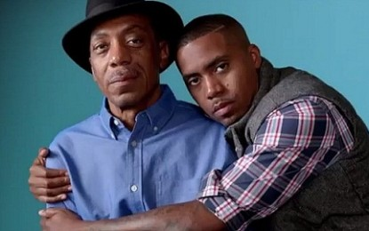 [VIDEO] NAS & DAD FEATURED IN HOLIDAY GAP AD