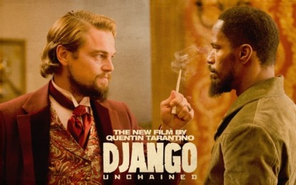 [AUDIO] TRENDING WITH EZ RECAP: Django Unchained