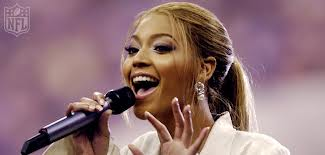 beyonce nfl