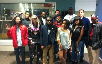 TRENDING WITH EZ: DMV ARTISTS LISTENING PARTY REWIND [AUDIO + VIDEO]