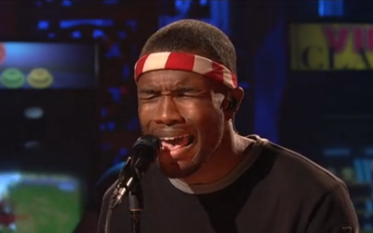 """SAY WHAT??? FRANK OCEAN BEING SUED OVER HIT SONG """"LOST"""""""