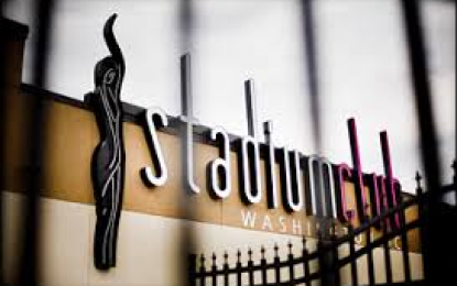 STRIPPER SUES STADIUM NIGHTCLUB, SAYS FORCED TO HAVE SEX