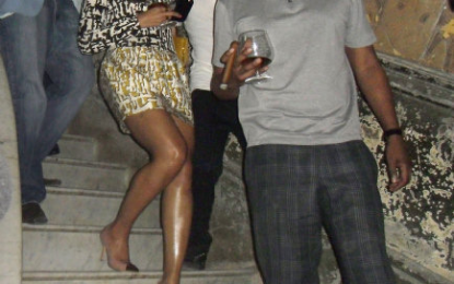 BOO LOVIN'….JAY Z & BEYONCE' SPEND 5 YEAR ANNIVERSARY IN CUBA [PICS]