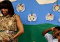 "[Video] First Lady Michelle Obama & Kerry Washington ""Freeze Dance"" With Savoy Elementary Students In Southeast D.C."
