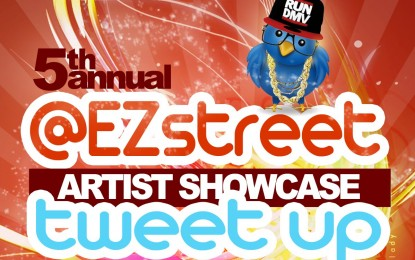 5TH ANNUAL @EZSTREET DMV ARTIST SHOWCASE TWEET UP LINE UP