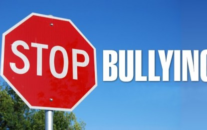 STOP THE BULLYING WITH SPECIAL GUESTS DC TRUST