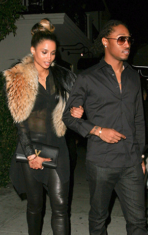 Wedding Bells!!! Future and Ciara Are Engaged!