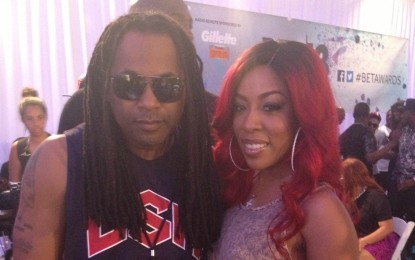 CELEBS ON THE EZSTREETSHOW 2013 BET AWARDS LA