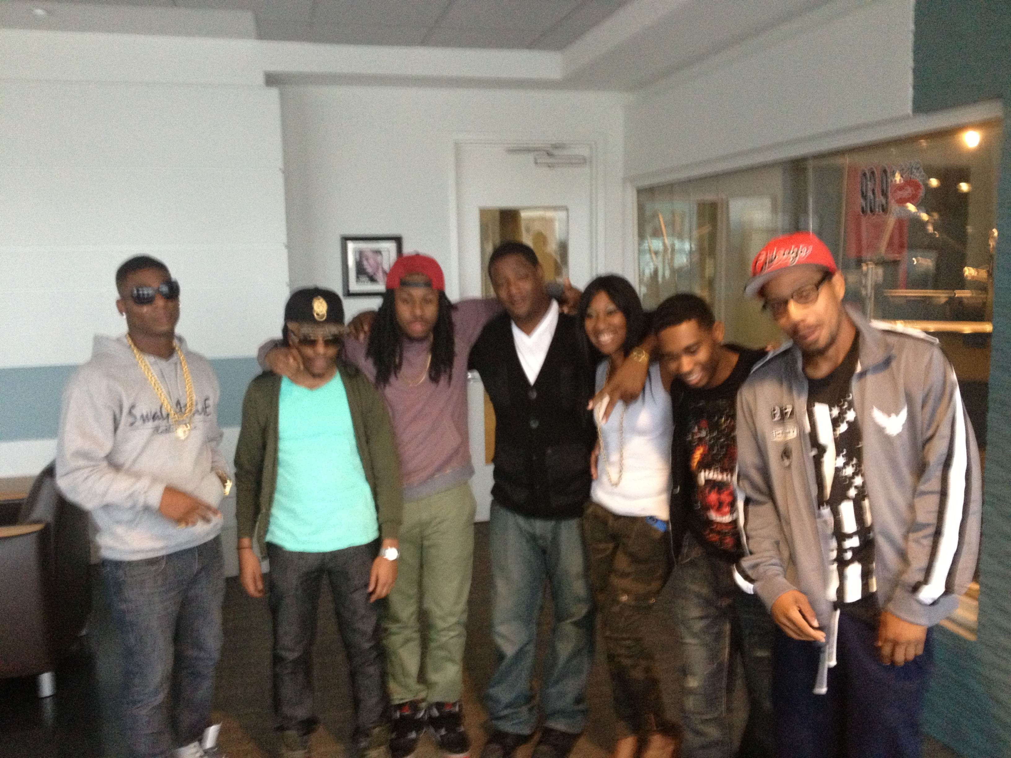 DMV ARTIST TWEET UP 5 INTERVIEWS & PERFORMANCES [VIDEO]