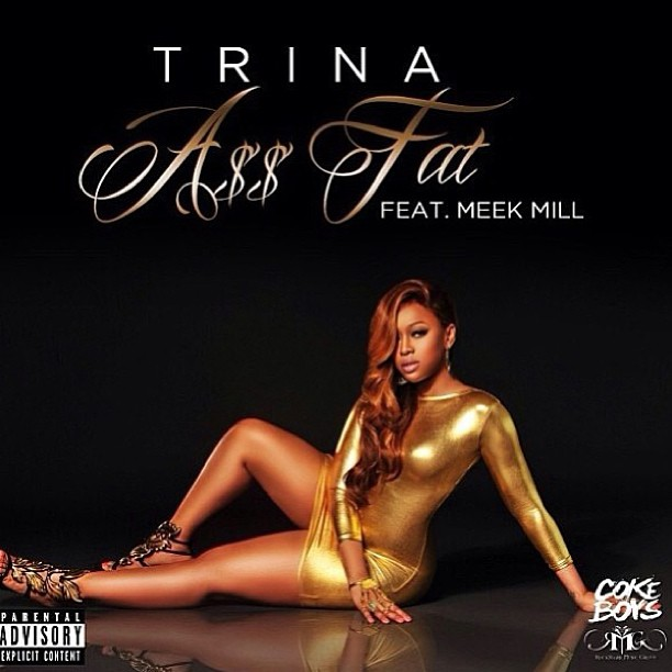 "TRINA TALKS ABOUT HER NEW SINGLE  FEA MEEK MILLS ""ASS FAT"" AND HER NEW CD [VIDEO]"