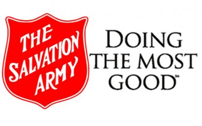 JOIN ME AND VOLUNTEER: SALVATION ARMY