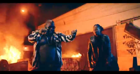 "New Video: Rick Ross Featuring Future ""No Games"""