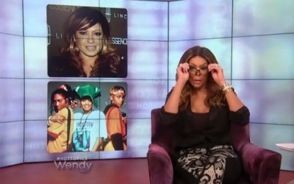 Pebbles Finally Speaks, Tells Wendy Williams VH1 TLC Story Is Not True & Alleges Chilli Had Affair With L.A. Reid [Video]