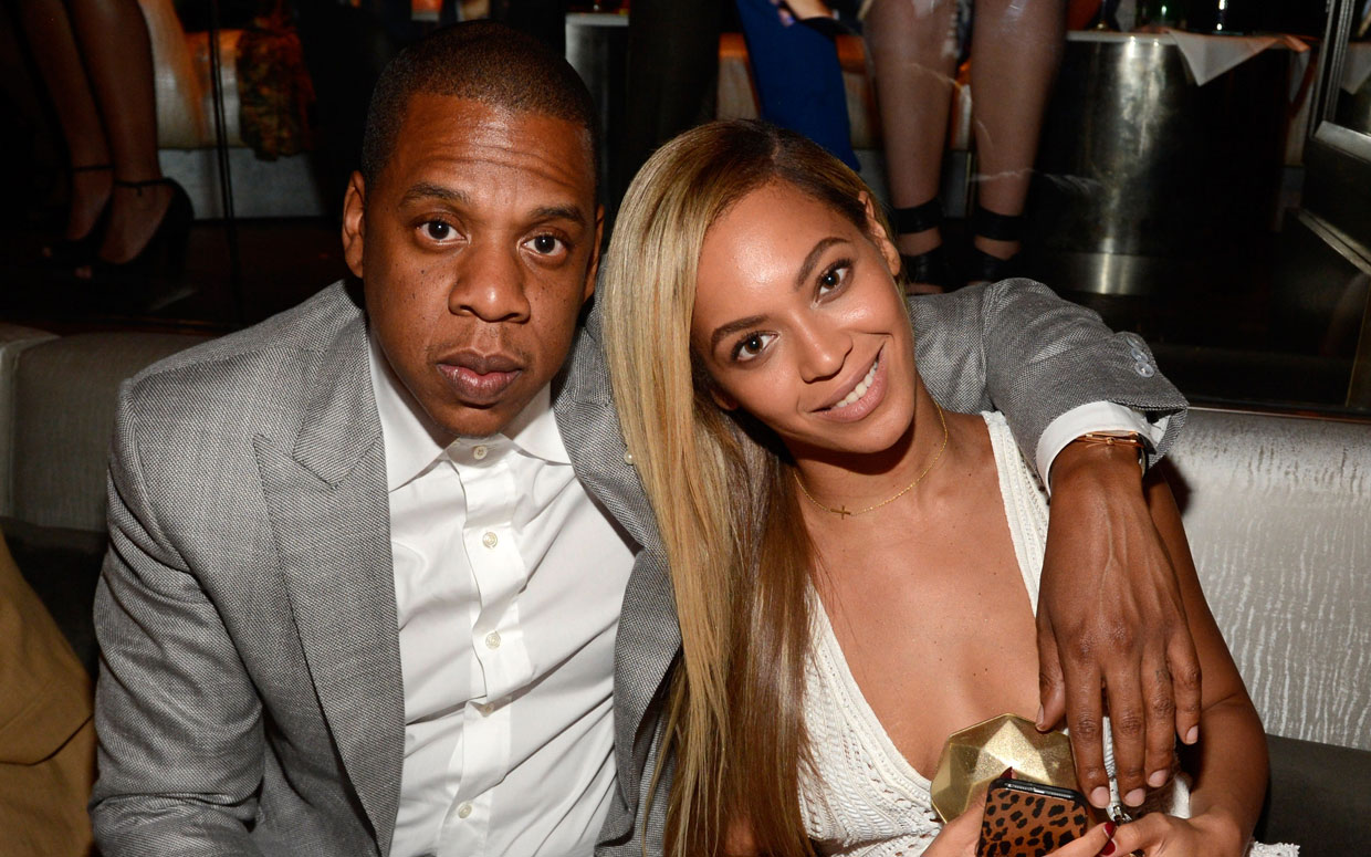 Were Jay Z and Beyonce Separating Over Blue Ivy?