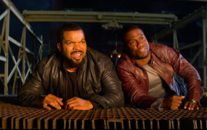 "Trailer Alert: Kevin Hart & Ice Cube New Movie ""Ride Along"" [Video]"