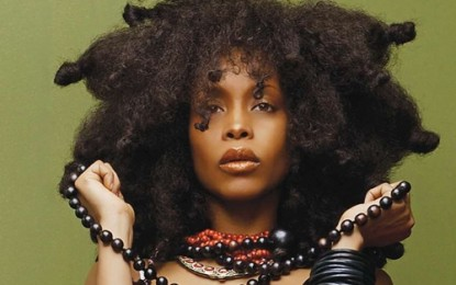 Throwback Thursday: 1997 Erykah Badu Live (Video)