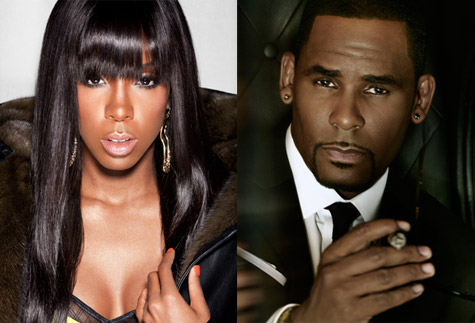 "New Music: R. Kelly Featuring Kelly Rowland ""All The Way"""