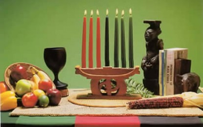 "Happy Kwanzaa!!! Day 1: Umoja ""Unity"""