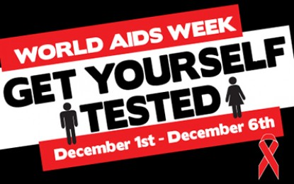 DMV FREE HIV TEST LOCATIONS [WORLD AIDS WEEK 2013]