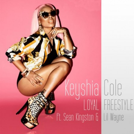 "New Music: Keyshia Cole Feat. Lil Wayne & Sean Kingston ""Loyal Freestyle"""