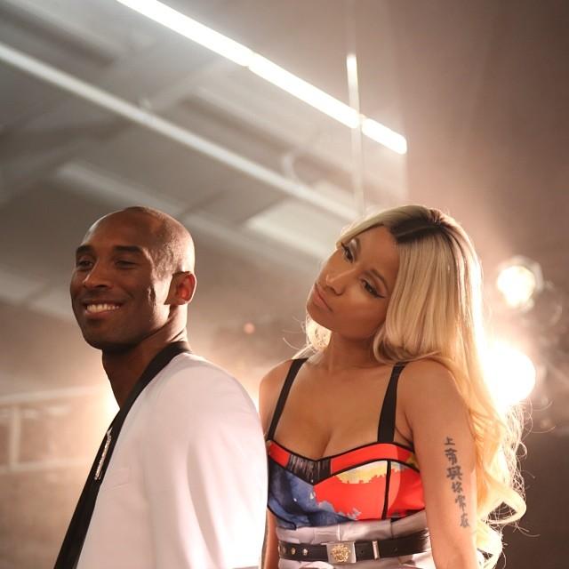 Nicki Minaj Upset with ESPN