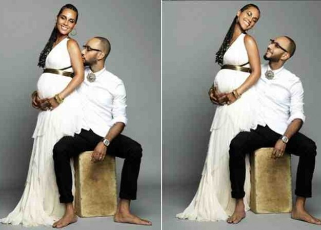 Alicia Keys Pregnant by Husband Swizz Beats Again!! Congrats