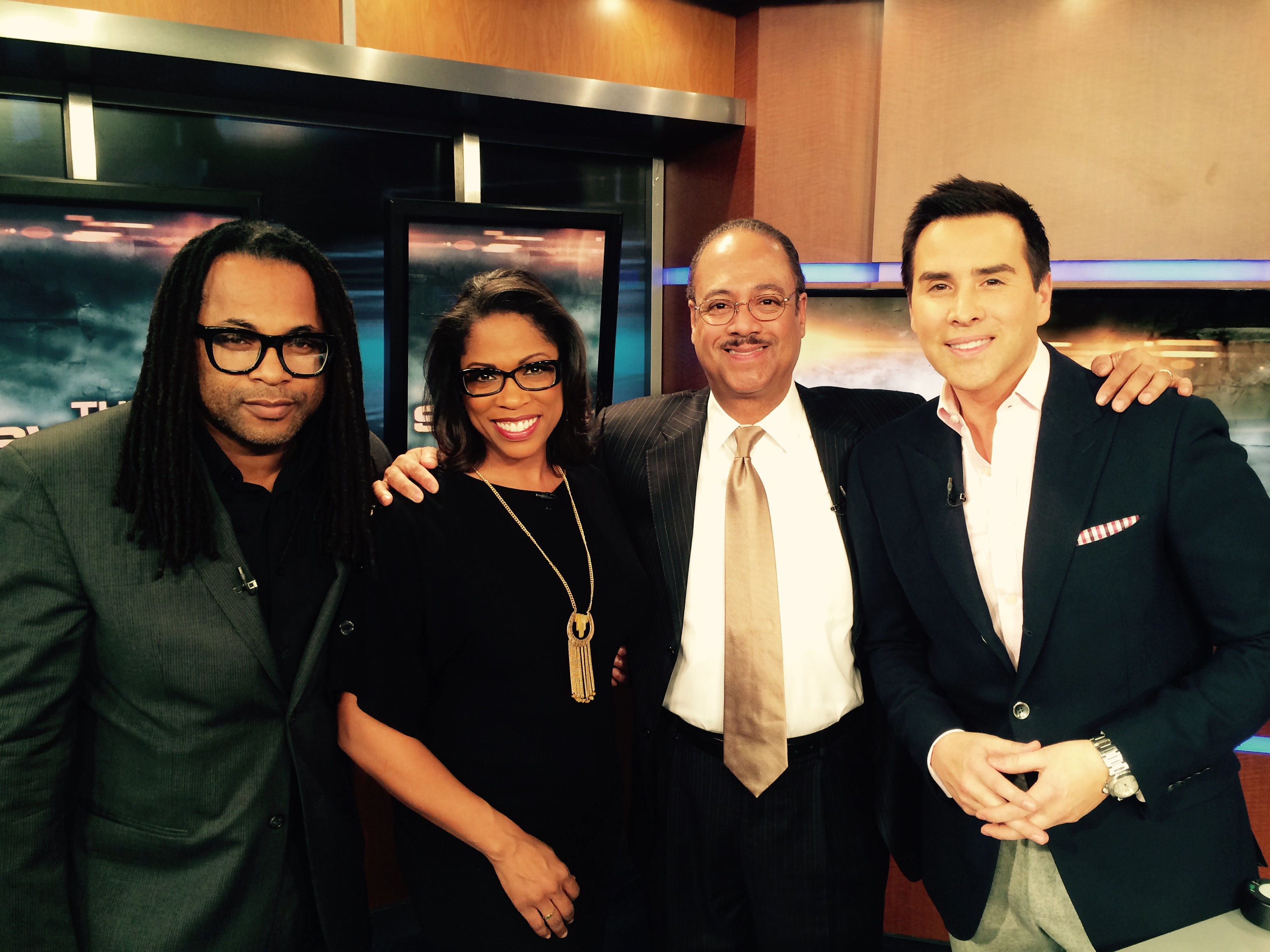 VIDEO: EZ STREET APPEARS ON FOX 5 #THESWITCH WITH WILL THOMAS