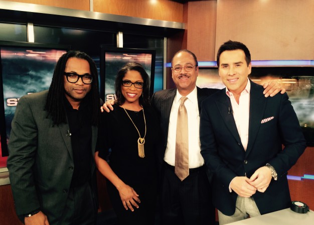 EZ APPEARS ON THE SWITCH FOX 5 DC