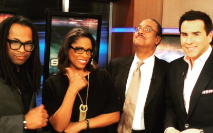 "SEE EZ STREET APPEARANCES ON FOX 5 ""THE SWITCH"" WITH WILL THOMAS"
