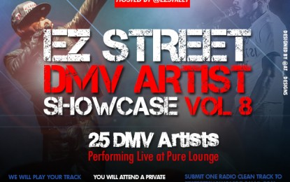 EZ STREET ARTIST SHOWCASE VOL 8 (HOWARD HOMECOMING WEEKEND)
