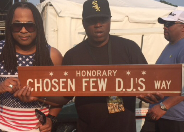 [VIDEO] CHOSEN FEW DJ'S 25TH ANNIVERSARY PICNIC JULY 4 2015 CHICAGO