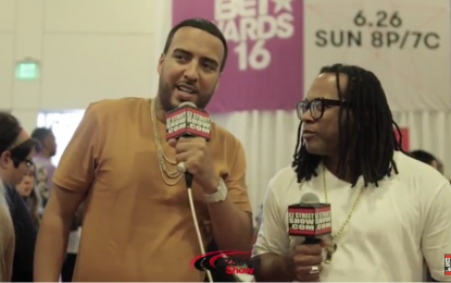 French Montana Dishes on Love for Cali, New Music and Much More