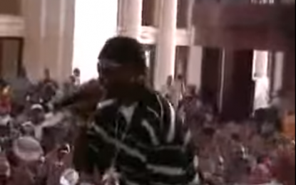 Crank dat: Soulja Boy turns up for Russ Buss Tour 2007