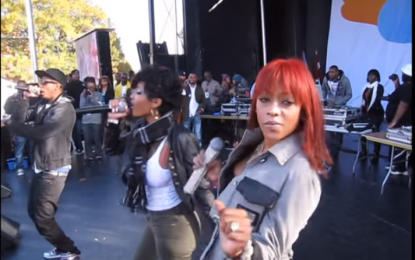 Overtime: Trina, Lola Monroe rip the stage