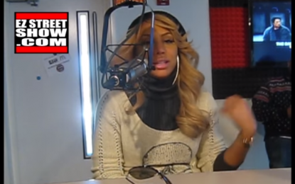 Tamar Braxton recalls the moment she met her hubby, Vince Herbert