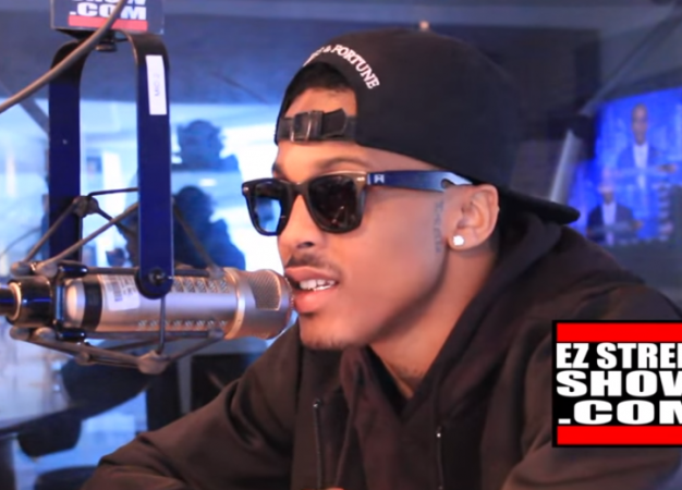 August Alsina opens up about his brother's death