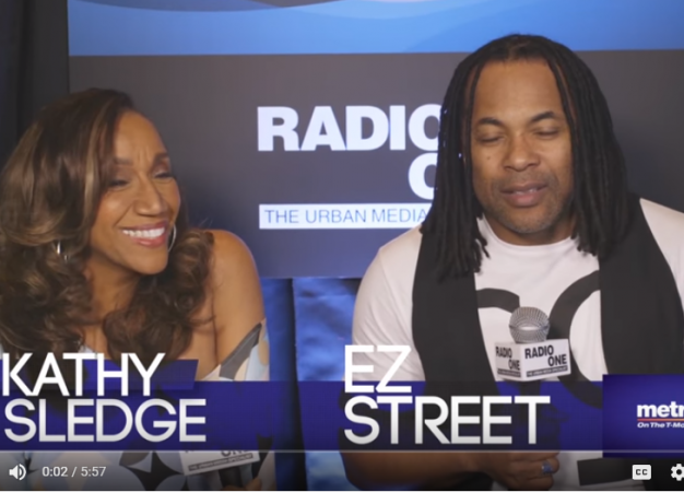 Grammys 2015: Kathy Sledge talks house + working with young producers