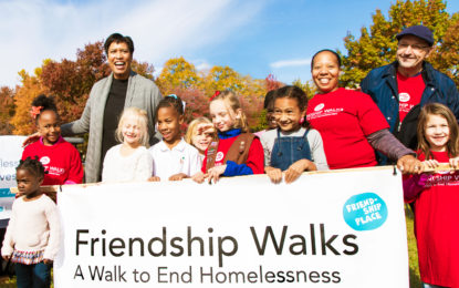 Friendship Walk To End Homlessness