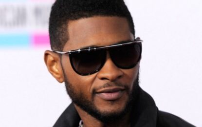 Throwback Of EZ Street Interviewing Usher At BET Awards In LA
