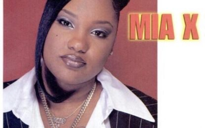 NEW ORLEANS RAPPER MIA X ANNOUNCES THAT SHE HAS CANCER