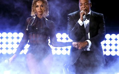 Jay Z and Beyoncé Are Reportedly Planning A Tidal Charity Concert