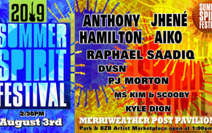 WIN WIN WIN – 2 FREE TICKETS TO THE SUMMER SPIRIT FEST 2019